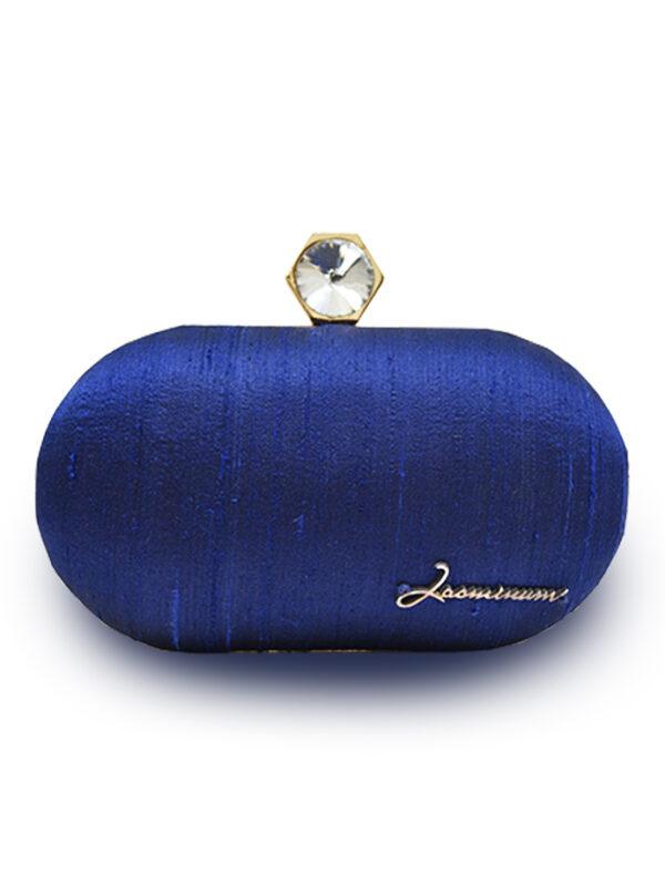 Blue Oval Clutch