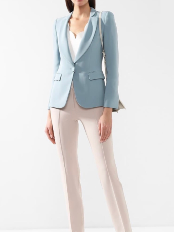 Powder Blue Blazer